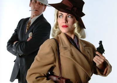 Gunmetal Blues (remount) Promo