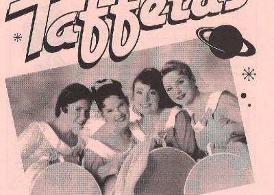 The Taffetas Playbill