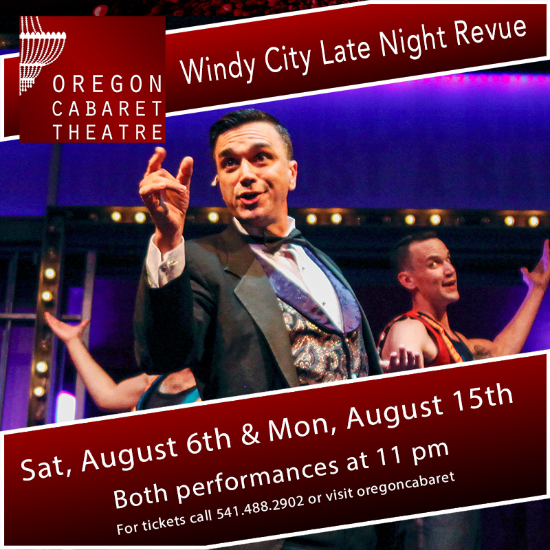 Late Night Revue @ Cabaret Theatre | Ashland | Oregon | United States