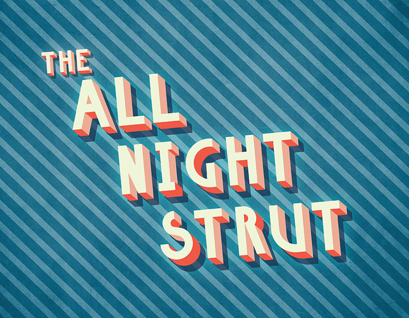 The All Night Strut @ Oregon Cabaret Theatre | Ashland | Oregon | United States