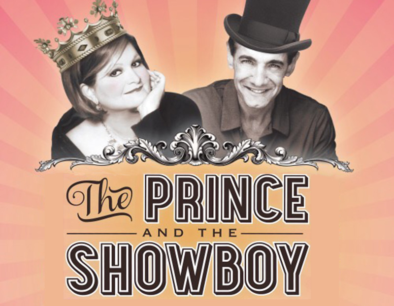 The Prince and the Showboy @ Oregon Cabaret Theatre