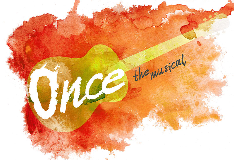 once-the-musical-logo-product